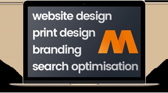 homepage website design mac